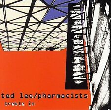 Ted Leo, Ted Leo & the Pharmacists - Treble in Trouble [New CD] Extended Play