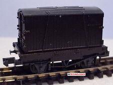 Peco KNR-20 Conflat Single Plank Wagon 'N' Gauge WAGON KIT New - 1st Class Post