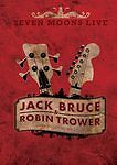 Jack Bruce & Robin Trower: Seven Moons Live, Very Good DVD, Robin Trower, Jack B