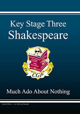 KS3 English Shakespeare Text Guide - Much Ado About Nothing by CGP Books...