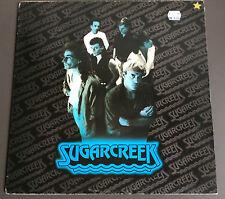SUGARCREEK - Self Titled Vinyl LP Record Good+ 1985 French Pressing AOR Rock