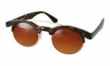 Gradient Unbranded Round 100% UVA & UVB Sunglasses for Men