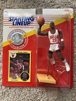 1991 Starting Lineup Michael Jordan With Card Chicago Bulls