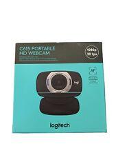 Logitech C615 Web Cam - Black