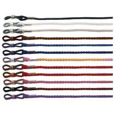 Brillenkordel mit verstellbaren Silikon-Gummischlaufen Brillenschnur Band Schnur