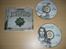 ICEWIND DALE 1 Pc Cd Rom CD Cased - RPG - ICE WIND - FAST DISPATCH
