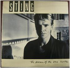 Sting, The dream of the blue turles, VG/VG  LP (8323)