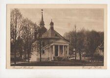 Bergisch Gladbach Evangelische Kirche Germany Vintage Postcard 378b