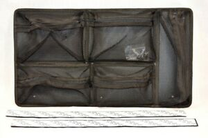 New for 2022 Heavy Duty Mesh Lid Organizer fits your Pelican Storm im2500 case