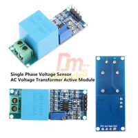 AC Output Active Single Phase Voltage Transformer Module Sensor For Arduino DM