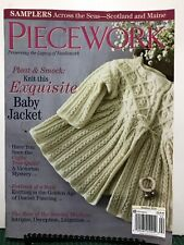 Piece Work Knit Baby Jacket Coffee Tree Quilt Summer 2019 Free Shipping Jb