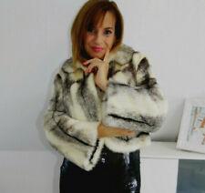 Pelzmantel Pelzjacke Nerzjacke Mink Fox Fur coat pelliccia visone vison fourrure