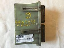 Opel Astra G Steuergerät Klimaanlage Lüftersteuergerät klima 24410130