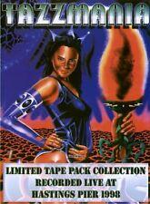 Tazzmania 17th April 1998 - 8 cd pack (Slammin, Dreamscape, Vibealite, Helter)