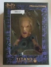"Spike Buffy Vampire 4.5"" Nerd Block Exclusive Titans Vinyl Figure NEW SEALED"
