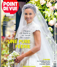 Point de Vue Mariage PIPPA MIDDLETON Feat.KATE_CHARLOTTE CASIRAGHI 2017 NEW ©TBC
