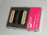 Seymour Duncan SH-PG1 Pearly Gates Matched Pickup Set ZEBRA   New with Warranty