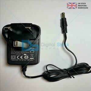 12V 1A AC-DC Switching Adaptor Power Supply Negative Centre Polarity