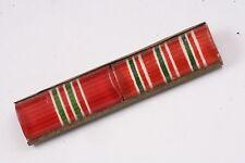 Hungary Hungarian Distinguished Service Medal Ribbon Bar Lot Order Merit Labor