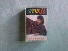 Stevie B In My Eyes Cassette Tape