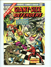 Giant-Size Defenders 3 1st Korvac key book