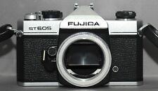 FUJICA ST605 VINTAGE SLR Film Camera Body JAPAN
