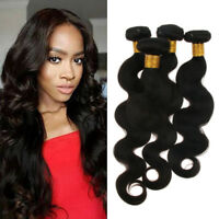 100% Remy Brazilian Hair Extensions 12-16inch Curly Human Hair Weave Weft