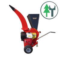 Häcksler Schredder Zanon CIP-100B Hondamotor GX390 13,0PS