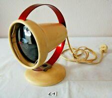 E1 Authentique lampe Philips INFRAFIL 1950