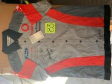 Triple 8 Signed Shirt x 4 Lowndes, Whincup, Dutton & Dane