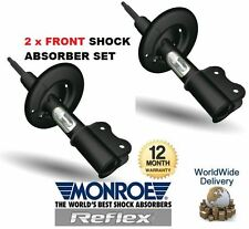 FOR VOLKSWAGEN VW POLO 1.6 GTI 1999-2001 2 x FRONT SHOCK SHOCKER ABSORBER SET