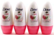 4 Dove Go Fresh 48 Hour Pomegranate & Lemon Antiperspirant