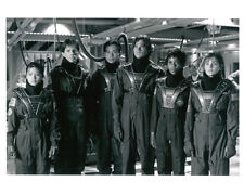 Space Above and Beyond original 8x10 photo of cast