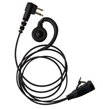 IMPACT Brand 1-Wire Over the Ear Earpiece for Kenwood Radios (2-Pin Models)