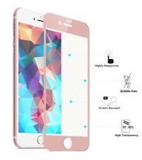 ZIZO TEMPERED GLASS 9H Screen Rose Gold For Apple iPhone 7 Plus (Edge To Edge)