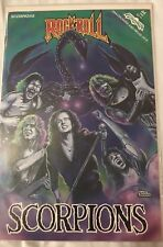 Rock N Roll Comics Scorpions Comic Book NM