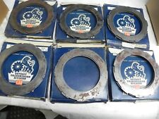 GM#8616010 NOS HYDRAMATIC TRANSMISSION REAR CLUTCH PLATE SETS 1956 1957 BUICK