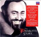 THE PAVAROTTI STORY SEALED Box 4 CD SIGILLATO