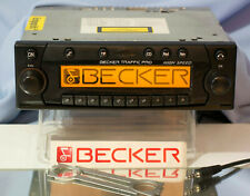 Becker Traffic Pro 7820 HIgh Speed Navi + mp3 AUX Adapter