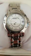 MONTBLANC SPORT LADIES 35MM STAINLESS STEEL WITH BOX AND MANUALS PREOWNED