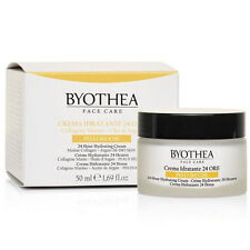 Hydrating Cream 24 Hours 50ml Byothea ® Dry Skin Crema Idratante 24 Ore Argan