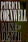 Kay Scarpetta: Cause of Death No. 7 by Patricia Cornwell (1996, Hardcover)