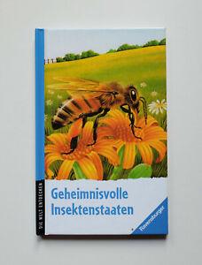 Geheimnisvolle Insektenstaaten - Ravensburger - Die Welt entdecken
