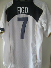 Portugal 2004-2006 Figo 7 Away camiseta de fútbol Talla Xl / 35533