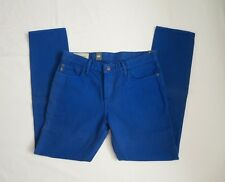 Nuevo con Etiqueta Abercrombie & Fitch Hombre Jeans Ajustados Talla 34x32 Azul