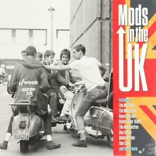 Various, Mods In The Uk  Vinyl Record *NEW*