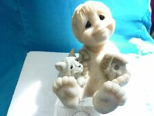 New listing Quarry critters Kid'S Conner & Casper The Cat Are building bird house Qc Nib