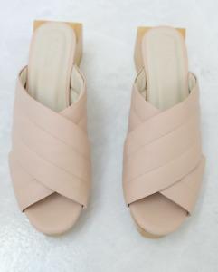 NEW NWIB Beklina Matisse Platform Slide Clog Shoes Size 8.5 Sold Out!