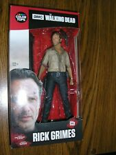 NECA Rick Grimes #1 The Walking Dead Color Tops 7 inch figure