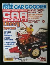 Car Craft Magazine April 1978  Ford Pinto - Chevy II Nova - Turbo Vega - Mustang